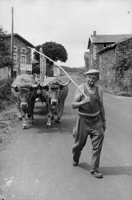 Haute-Loire, Auvergne, France, 1969 - by Henri Cartier-Bresson.jpg