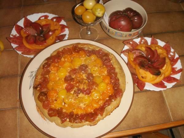 Mes tomates 2007 page 62 au jardin forum de jardinage - Comment conserver les tomates du jardin ...