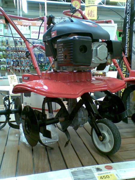Motoculteur Semences Partagenet